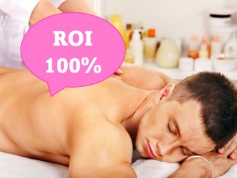 Perfect After The Gym, Massage Beauty Business For Sale #5154BH3