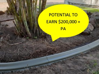 HIGHLY PROFITABLE CONCRETE KERBING BUSINESS - IPSWICH #5217IN