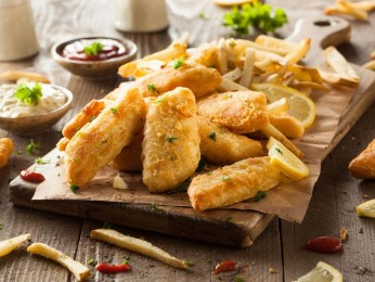 6 Day Fish and Chip Shop Business For Sale #4047