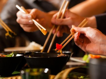 Busy Sushi Takeaway Kiosk - Business For Sale #3234