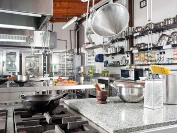 Commercial Kitchen Inner City Brisbane For Lease #4137