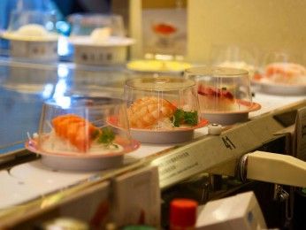 Fully Managed Sushi Train Restaurant Business For Sale #3221