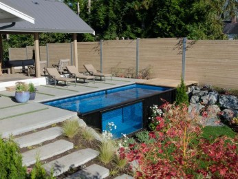 Shipping Container Pools – Sunshine Coast Business For Sale #9180