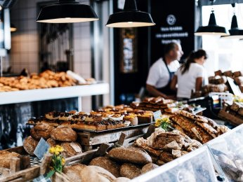 Bakery, Including Café and Coffee Shop Business For Sale Business Reference 3275