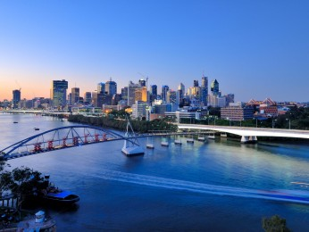 Top Waterfront Brisbane River Restaurant Site For Lease #5140FO