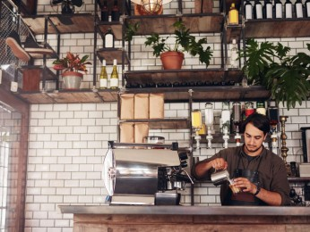 Monk and Grind Cafe Brisbane For Sale #5112FO