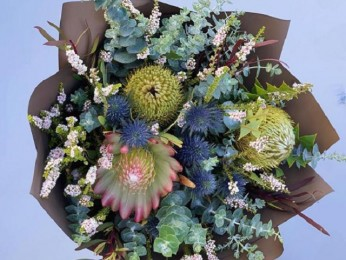Wholesale Flowers Also Open to the Public- Business For Sale #3765