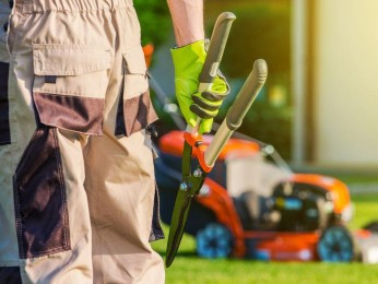 Domestic & Commercial Garden Maintenance - Business For Sale #3834