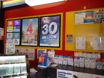 Be Your Own Boss, Cheap Rent Newsagency – Brisbane South  #3436