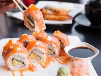 Sushi takeaway at a Popular spot--- Near South Brisbane – Business for Sale Ref # 3334