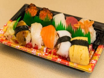 Gold Coast Shopping Centre Food Court Sushi Business for Sale - Ref: 2990